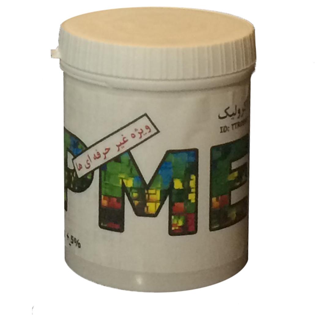 قیمت                                      رنگ سفید اکرولیک پی ام ای کد TTR0997 وزن 1.5 کیلوگرم