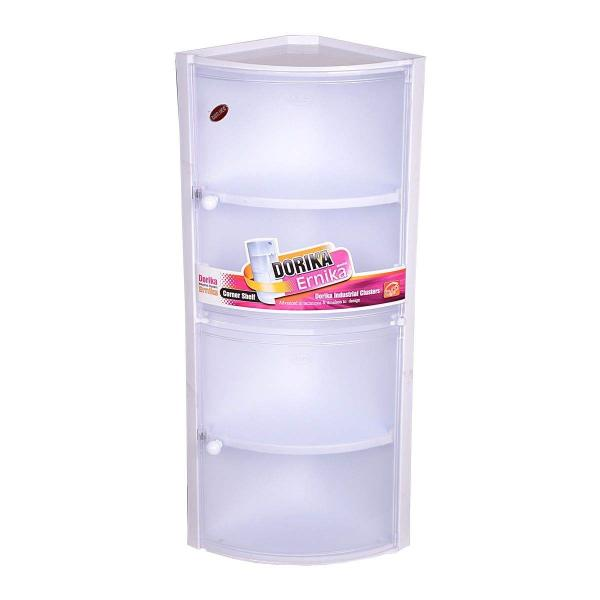 قفسه حمام دوریکا مدل ارنیکا کد 18