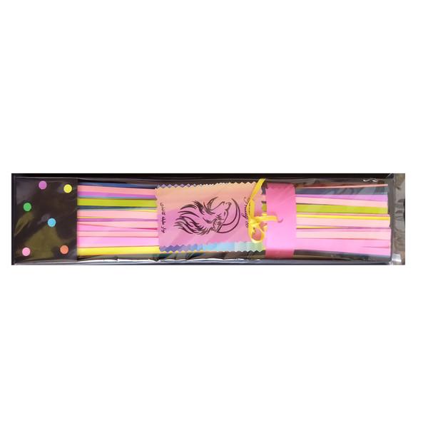 نوار ملیله کاغذی مدل Fullcolor5m بسته 1000 عددی
