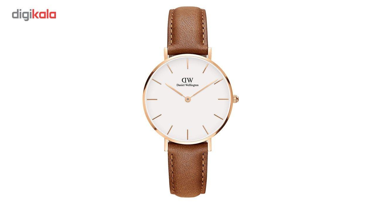 ساعت مچی عقربه ای زنانه دنیل ولینگتون مدل DW00100172
