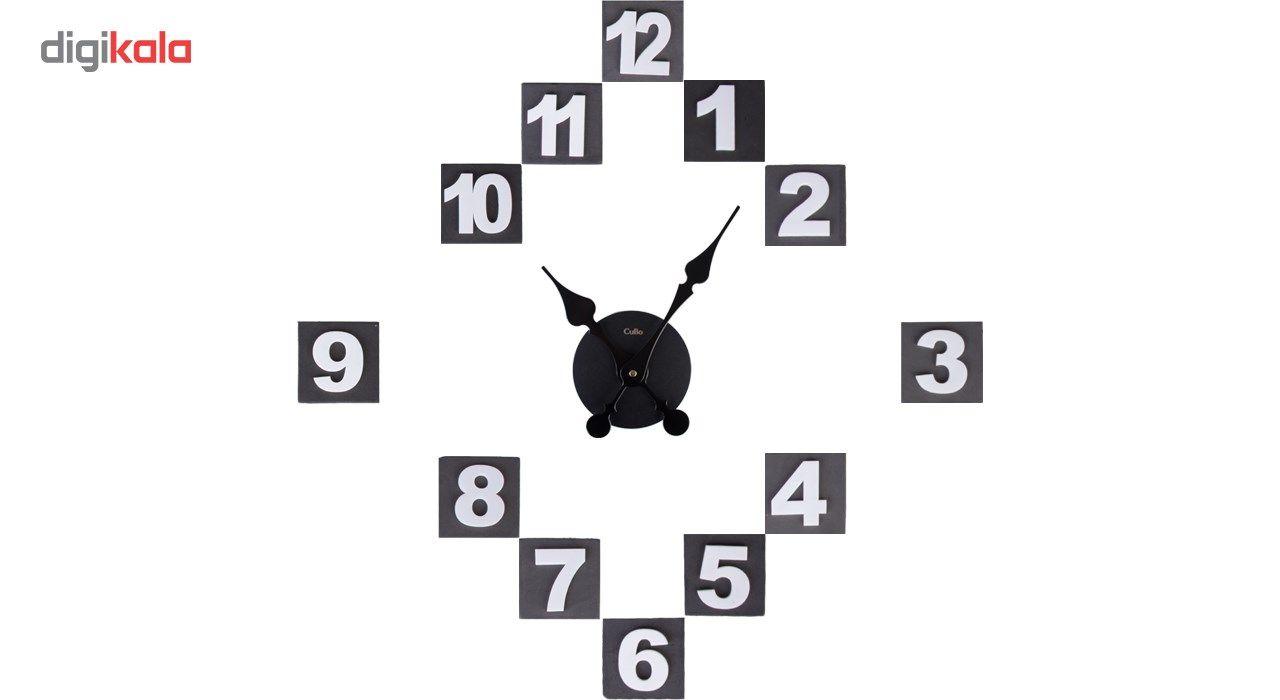 ساعت دیواری کیمیت مدل Cubo BLW main 1 3