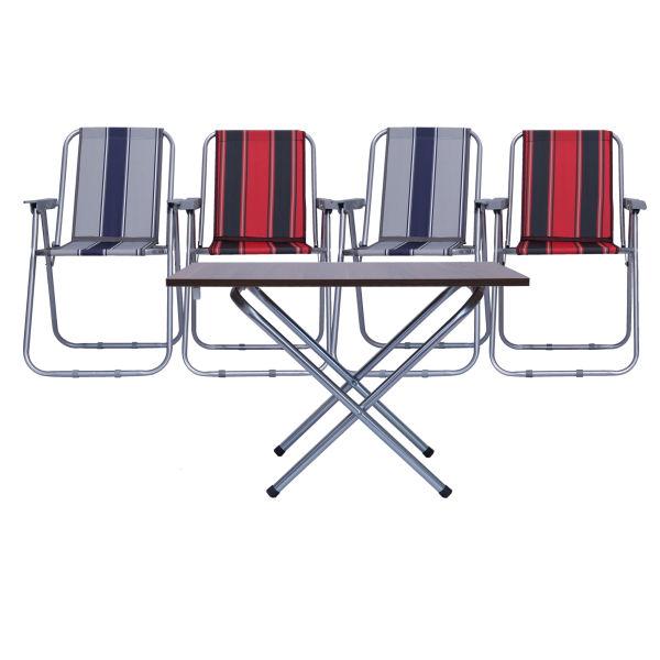 میز و صندلی سفری مدل x55