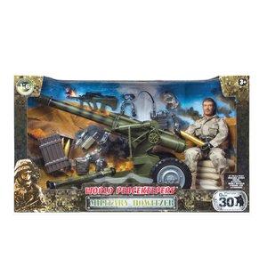 ست اسباب بازی جنگی مدل سرباز کد 2022