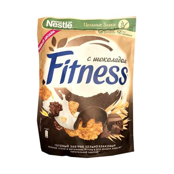 کورن فلکس فیتنس نستله با طعم شکلات - 180 گرم