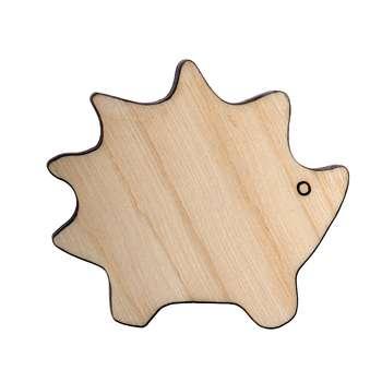 اسباب بازی چوبی مدل جوجه تیغی