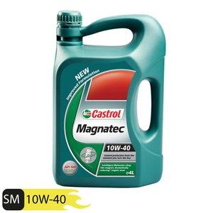 روغن موتور خودرو کاسترول مدل Magnatec حجم 4 لیتر