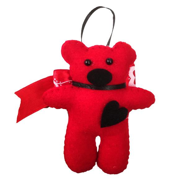 آویز عروسکی طرح خرس مدل KOPO