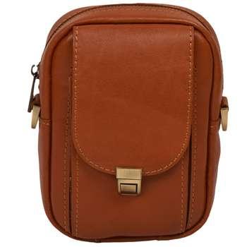 کیف دوشی کهن چرم مدل DB81-1