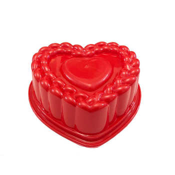 قالب پلاستیکی کیک و دسر کیک باکس کد 1055