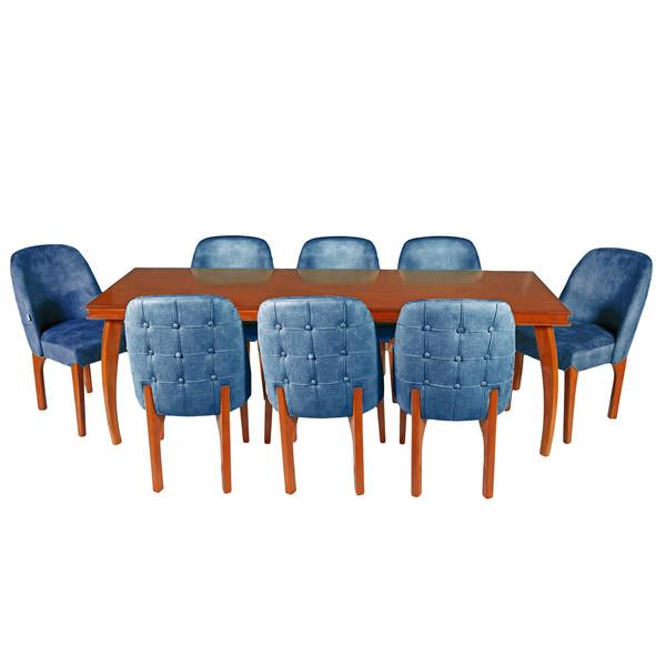 میز و صندلی ناهار خوری چوبکو مدل 675_8