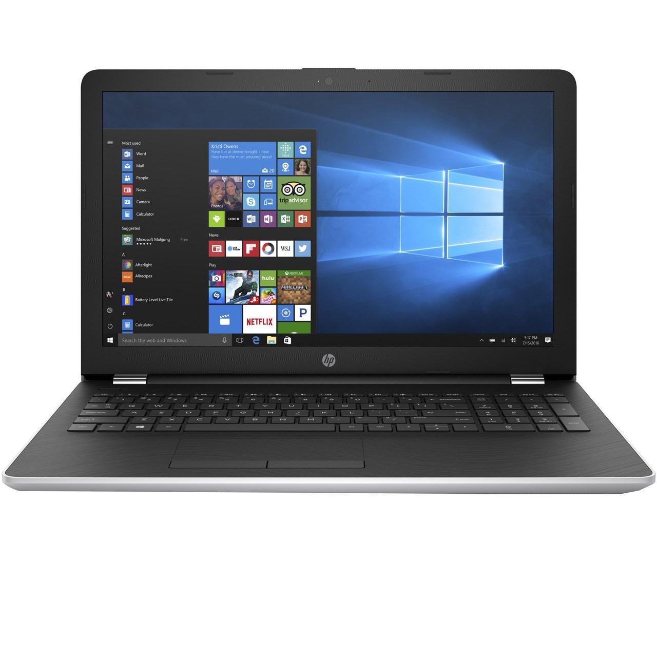 لپ تاپ 15 اینچی اچ پی مدل 15-bs086nia