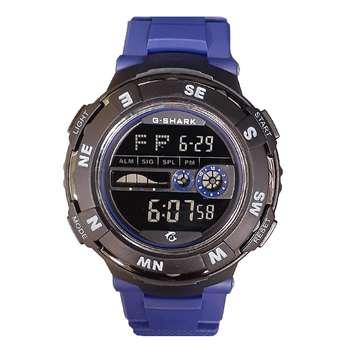 ساعت مچی دیجیتال مردانه مدل mf0703207