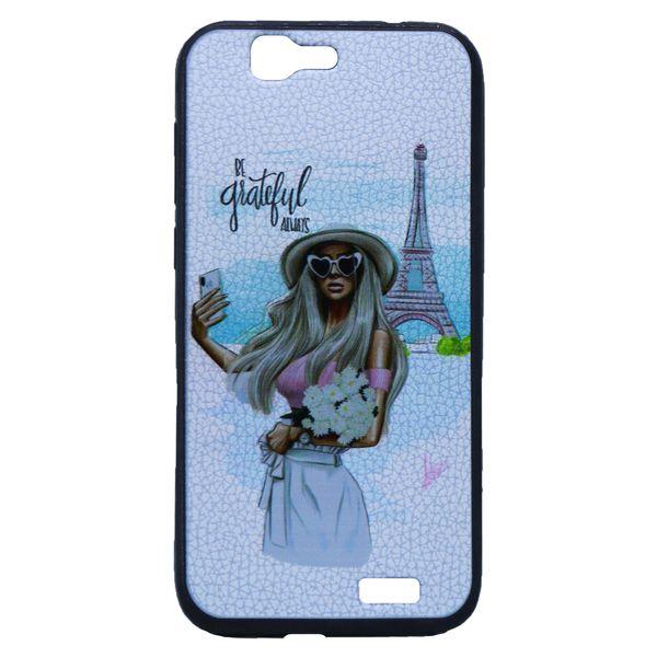 کاور طرح Girl & Cell مدل T-01 مناسب برای گوشی موبایل هوآوی G7