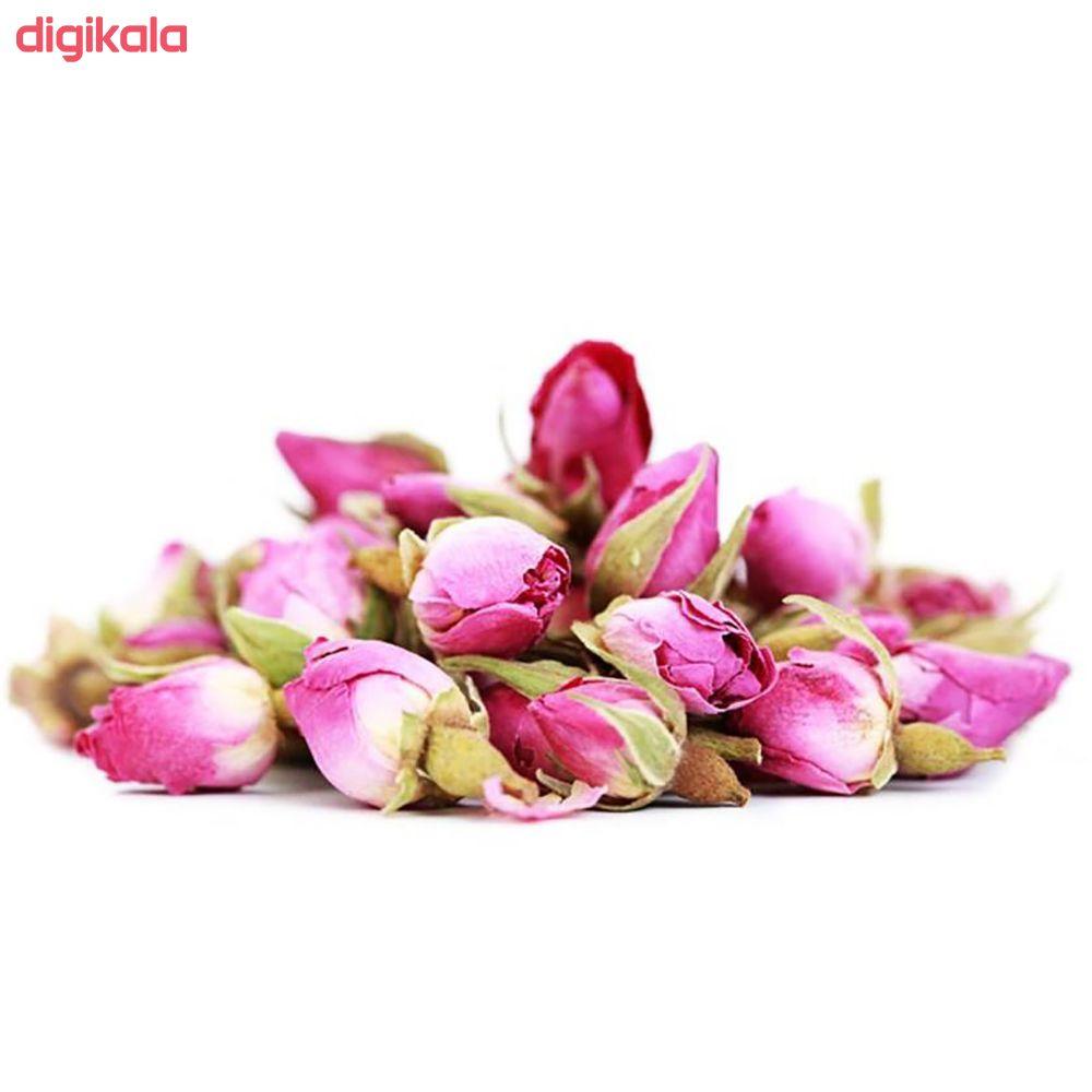 غنچه گل رز بانوجان - ۷۰ گرم main 1 1