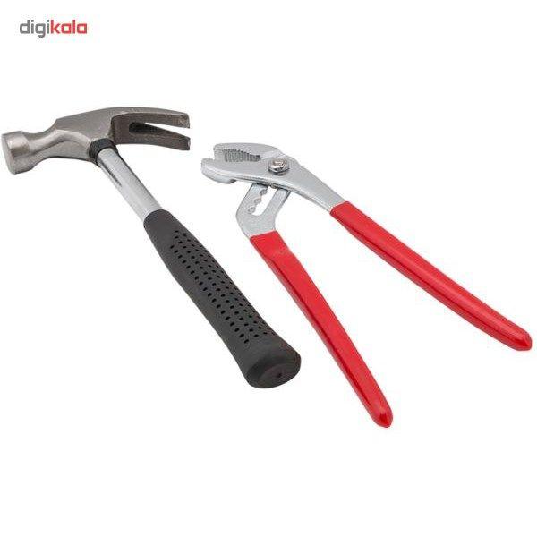 مجموعه 141 عددی ابزار مگا تولز مدل KL-07115 main 1 7