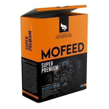 غذای خشک سگ مفید مدل  SuperPremium k  وزن 4 کیلوگرم