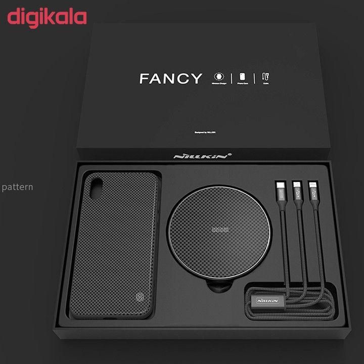 مجموعه لوازم جانبی نیلکین مدل Fancy 11 مناسب برای گوشی موبایل اپل Iphone 11  main 1 11