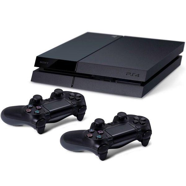 کنسول بازی سونی مدل PlayStation 4 کد CUH-1116A ریجن 2 - ظرفیت 500 گیگابایت به همراه دسته بازی   Sony PlayStation 4 Region 2 CUH-1116A 500GB Game Console