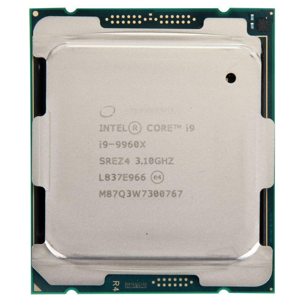 پردازنده اینتل سری Skylake X مدل Core i9-9960x