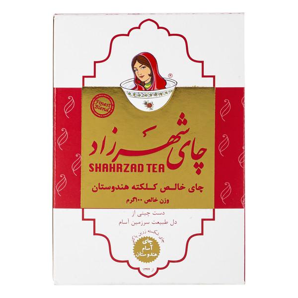 چای کلکته شهرزاد - 100 گرم