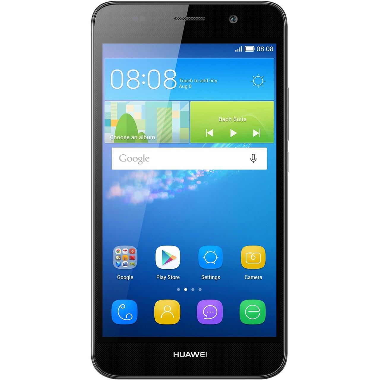 گوشی موبایل هوآوی مدل Y6 - 4G دو سیم کارت                             Huawei Y6 4G Dual SIM Mobile Phone