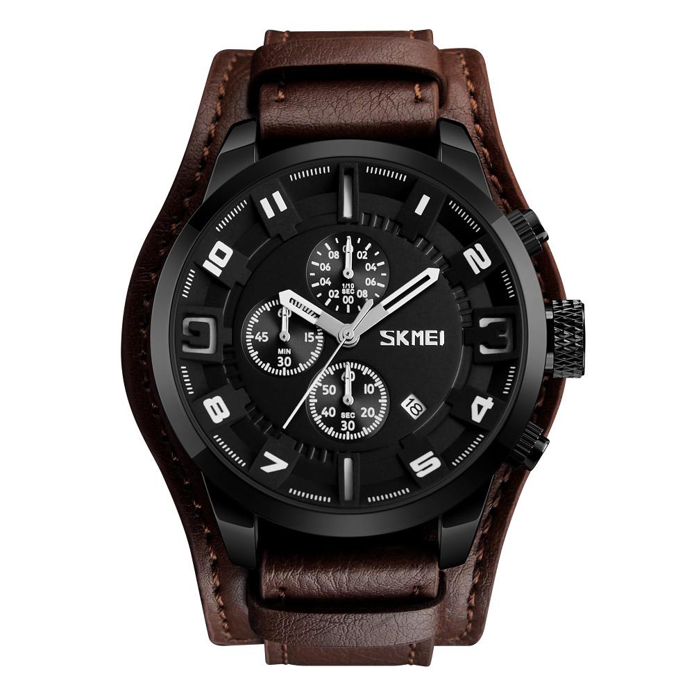 ساعت مچی عقربه ای مردانه اسکمی مدل 9165M-NP              ارزان
