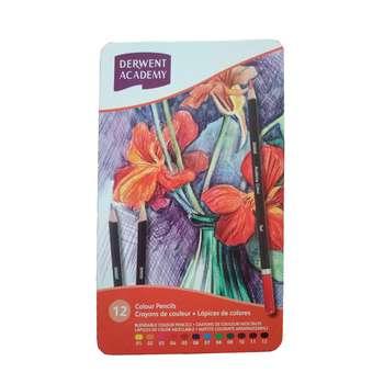 مداد رنگی 12 رنگ درونت کد 0012