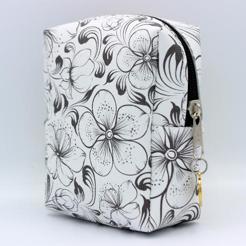 کیف نوار بهداشتی طرح گل کد A040