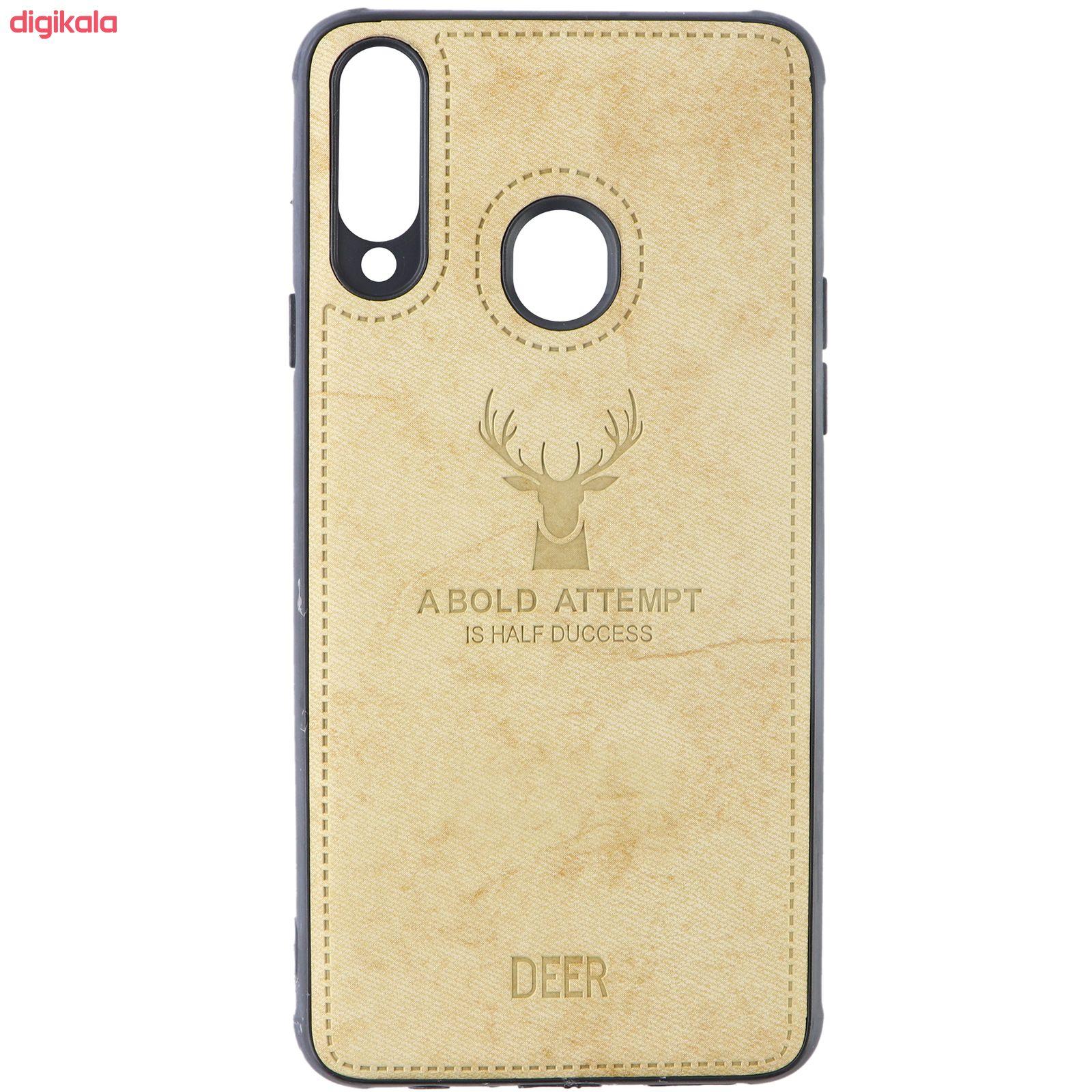 کاور مدل A55 مناسب برای گوشی موبایل سامسونگ Galaxy A20s main 1 2