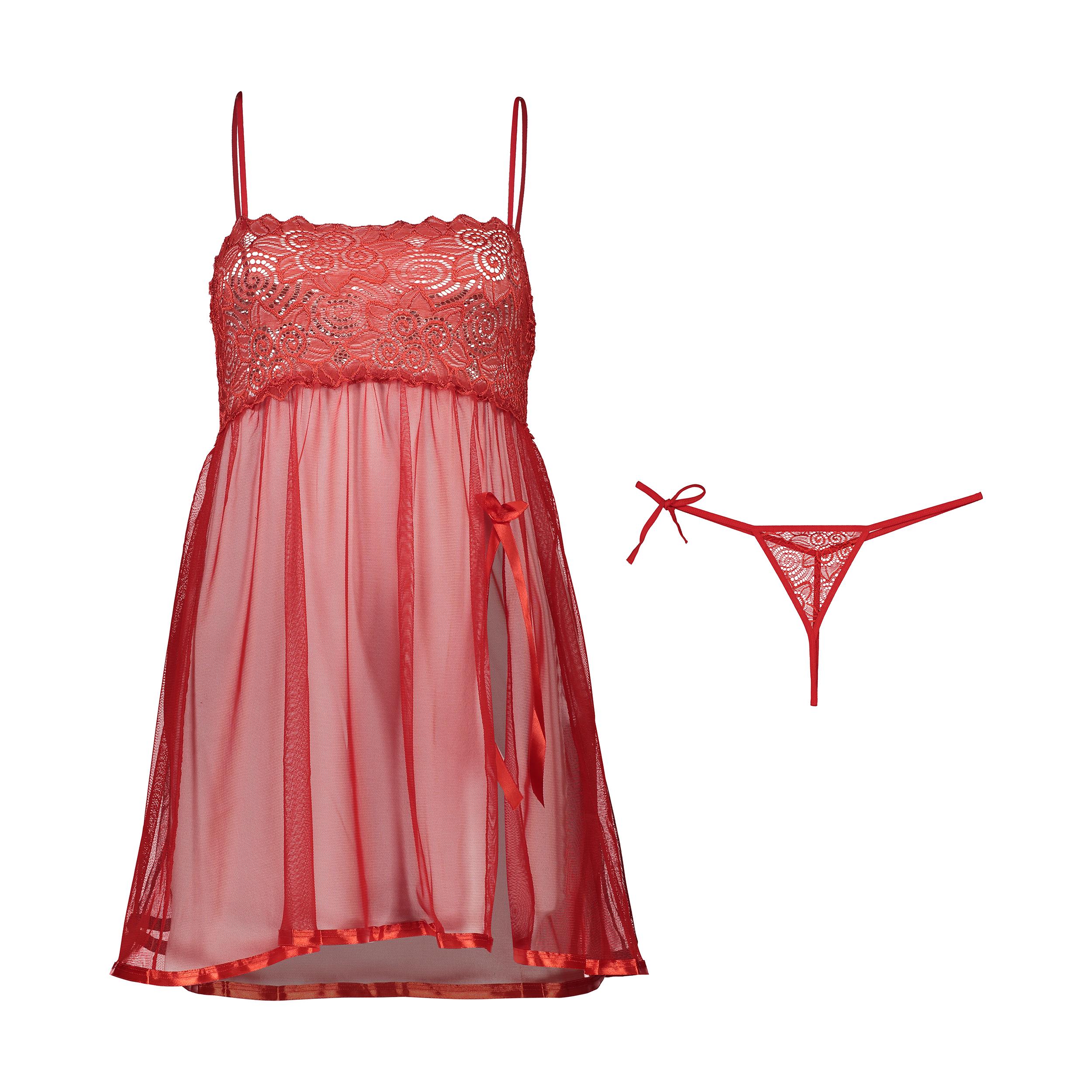 لباس خواب زنانه کد 501