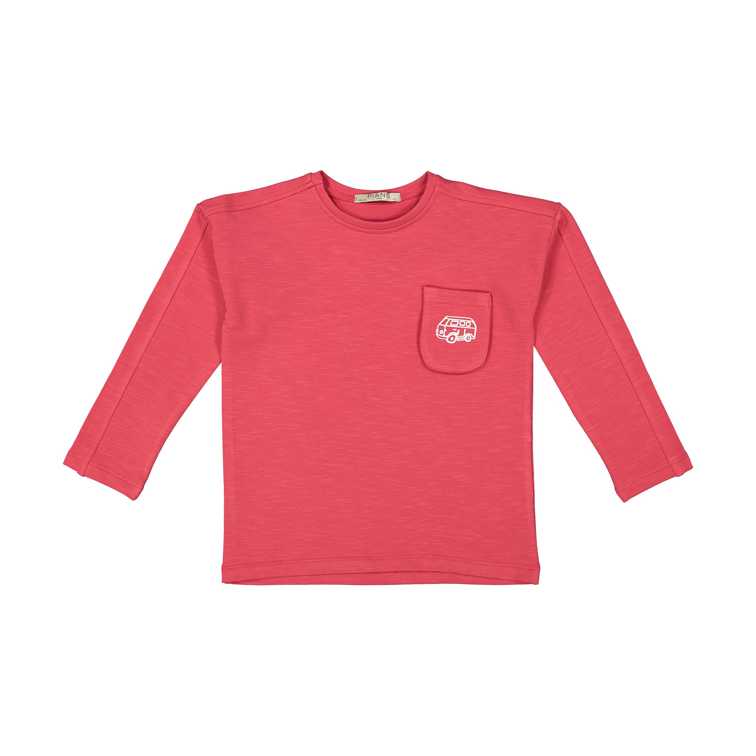 تی شرت پسرانه پیانو مدل 1009009801303-72