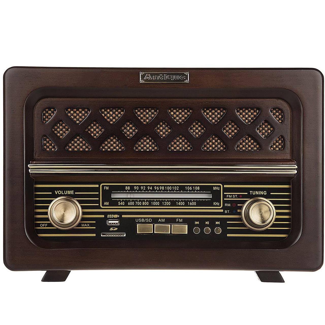 رادیو آنتیک مدل K092