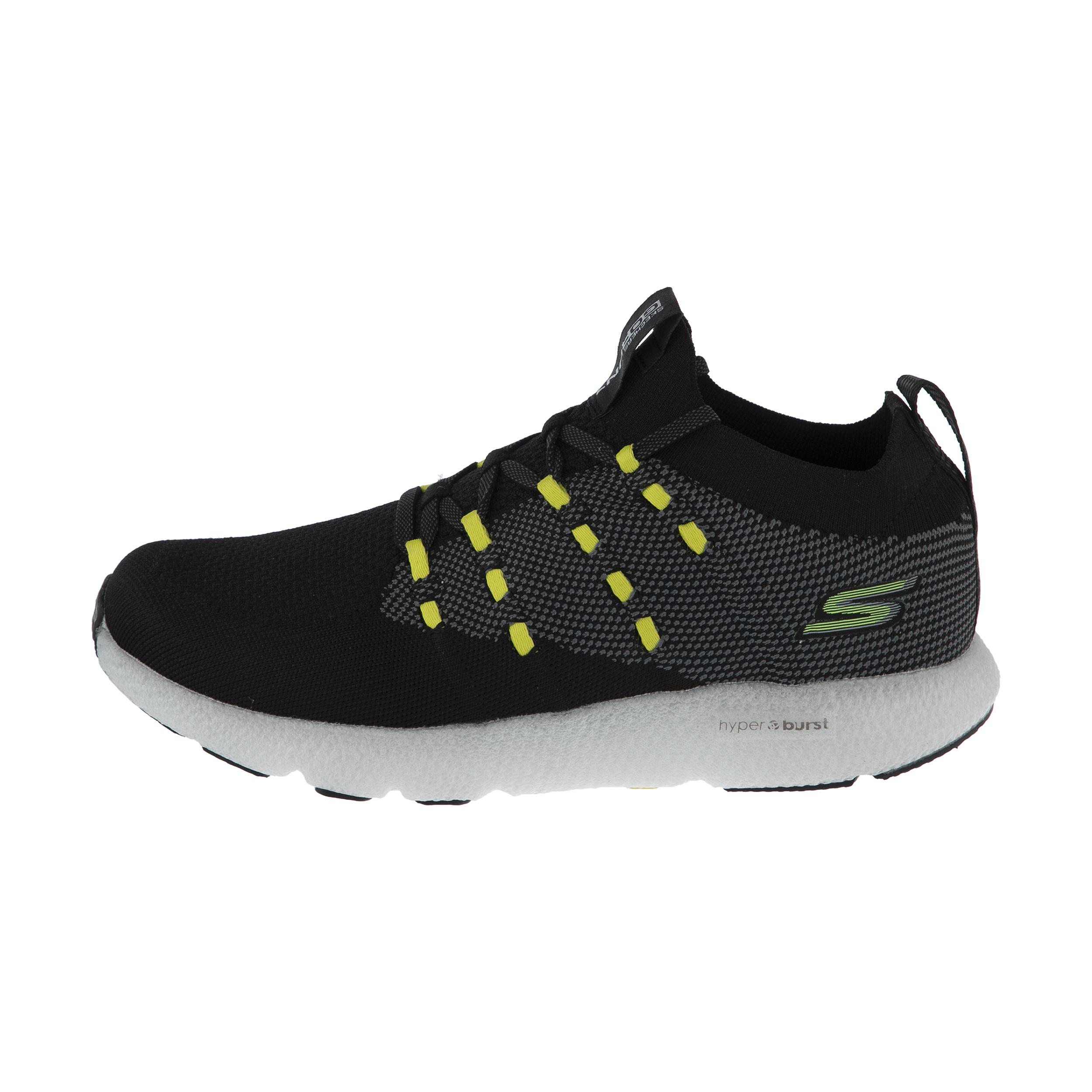 کفش مخصوص دویدن مردانه اسکچرز مدل 55219-BKW