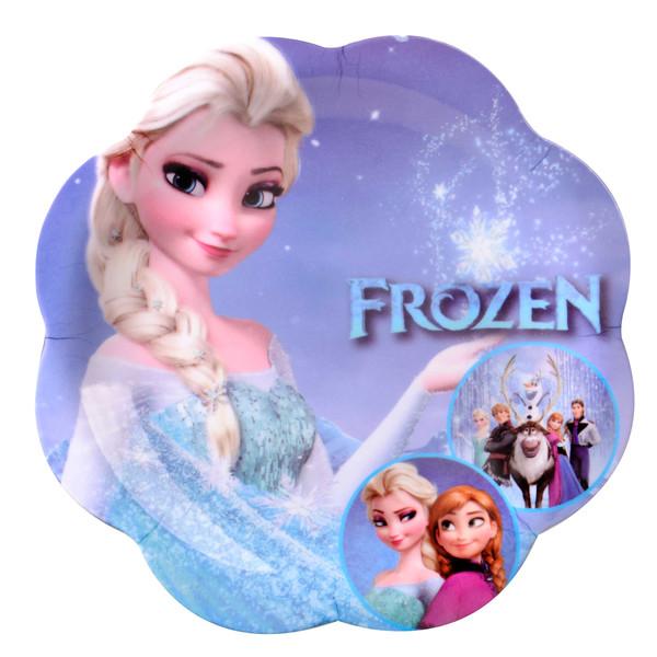 بشقاب کودک مهروز طرح Frozen کد 5060