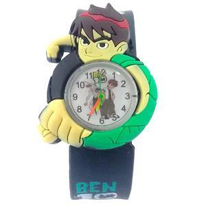 ساعت مچی عقربه ای بچگانه مدل بن تن کد 03