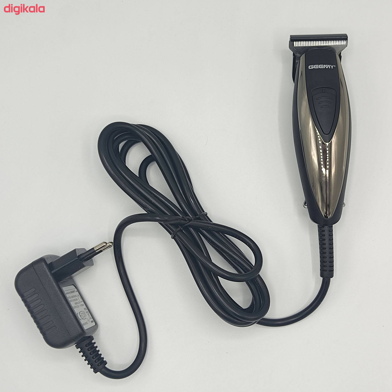 ماشین اصلاح موی صورت جیمی مدل GM830 main 1 2