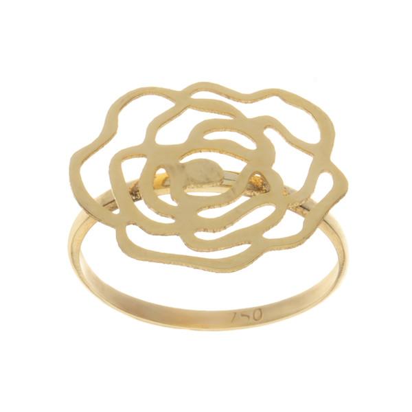 انگشتر طلا 18 عیار زنانه مایا ماهک مدل MR0641