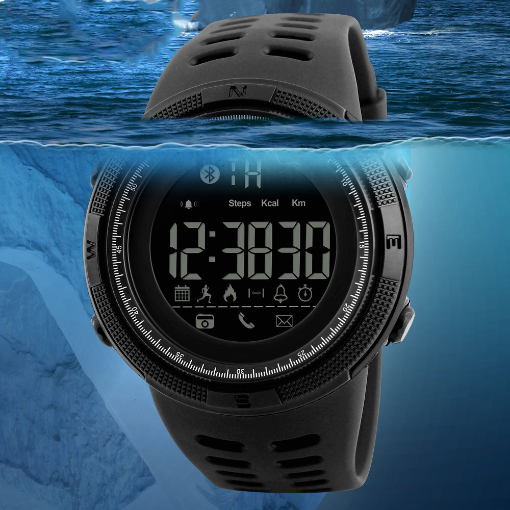ساعت مچی دیجیتال اسکمی مدل 1250M-NP -  - 5