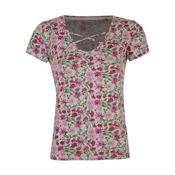 تی شرت آستین کوتاه زنانه اسمارا مدل S200