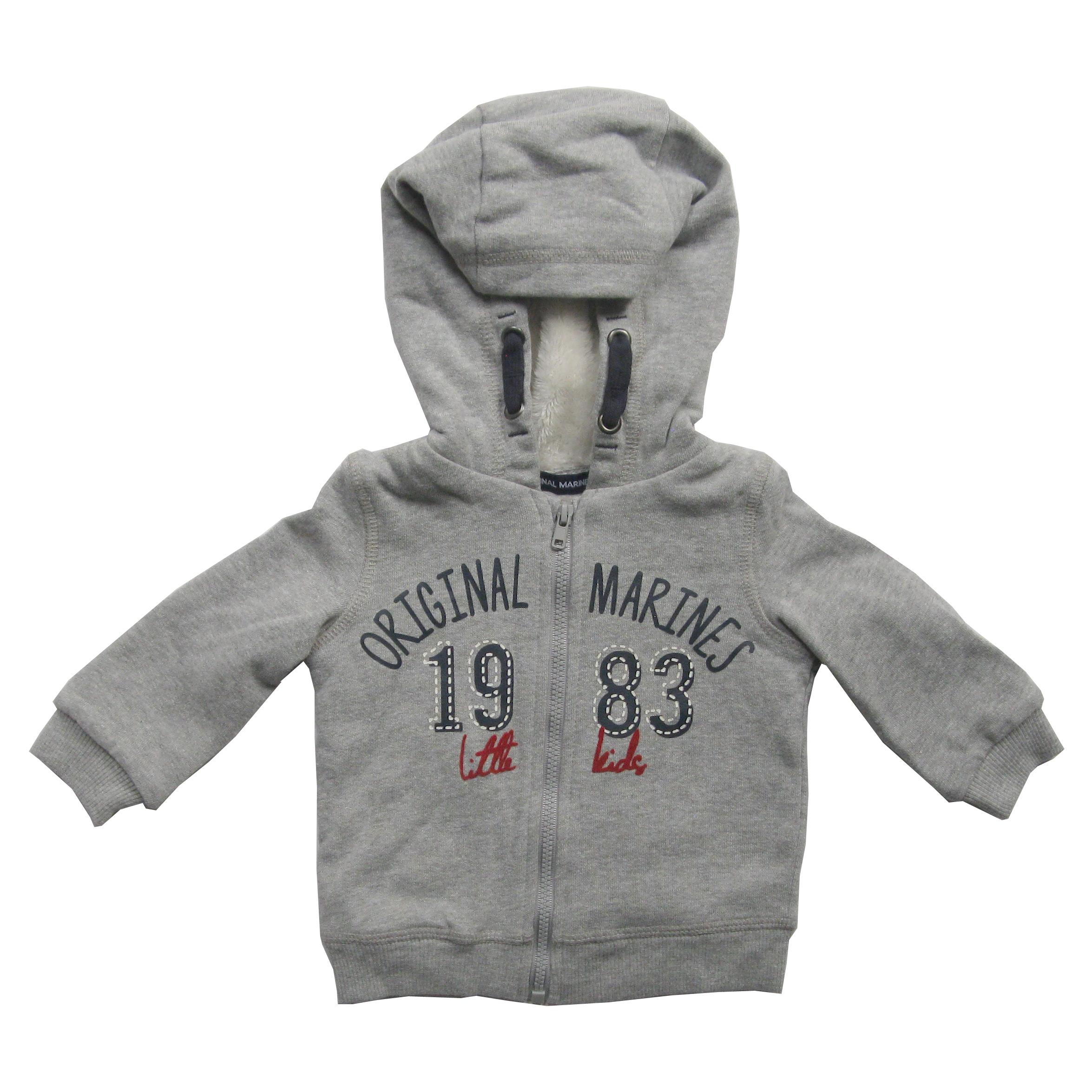 سویشرت نوزادی اوریجینال مارینز مدل 132