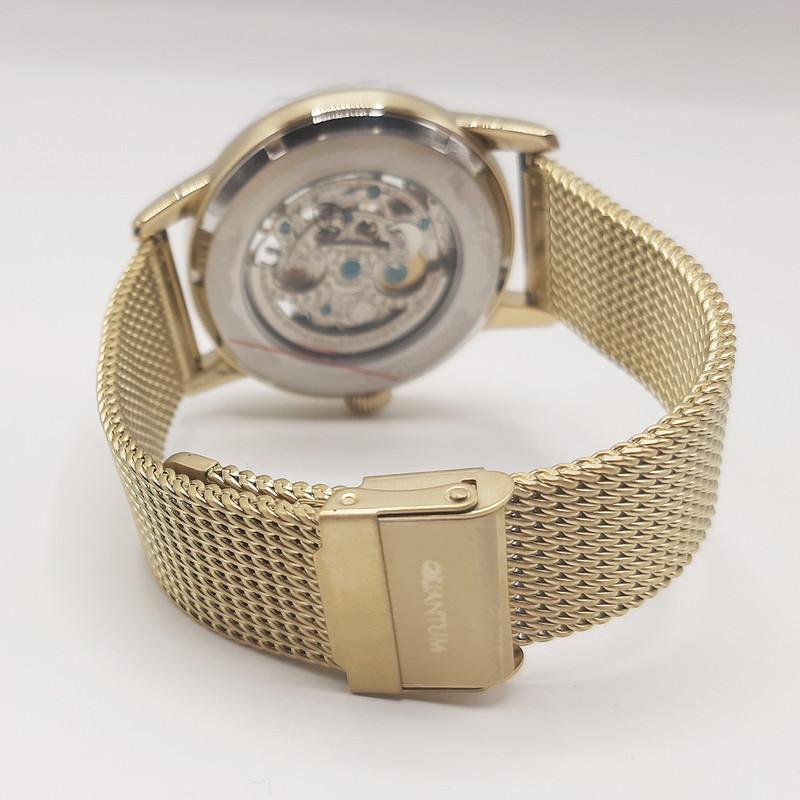 ساعت مچی عقربه ای مردانه کوانتوم مدل QMG904.130
