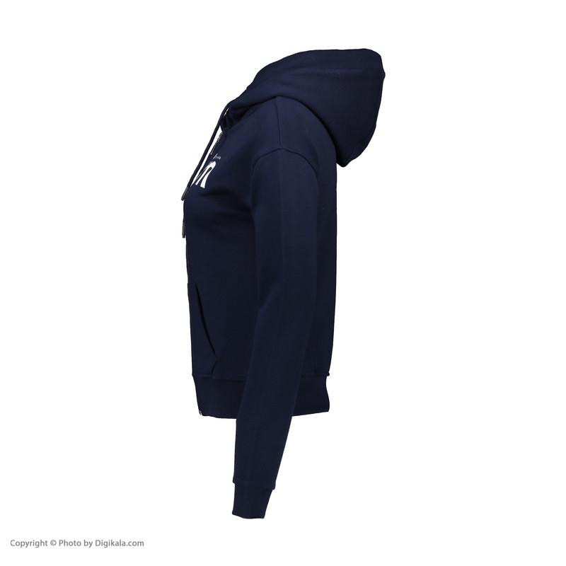 سویشرت ورزشی زنانه مدل 850911-NAVY BLUE