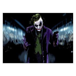 تابلو شاسی ونسونی طرح Joker Wants Revenge سایز 30 × 40