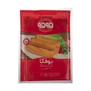 نان نیمه آماده یوفکا مستطیل ظرفی 9595 - 500 گرم