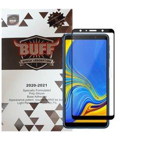 محافظ صفحه نمایش 5D بوف مدل F33 مناسب برای گوشی موبایل سامسونگ Galaxy A7 2018