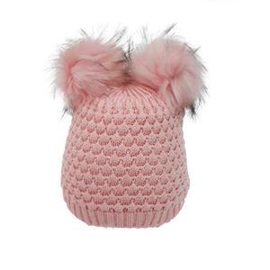 کلاه بافتنی دخترانه کد p8080