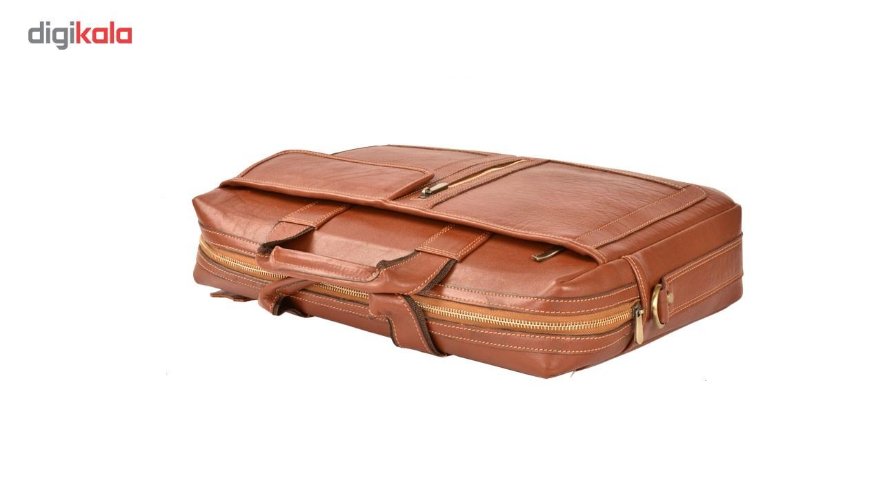 کیف اداری کهن چرم مدل L67-1