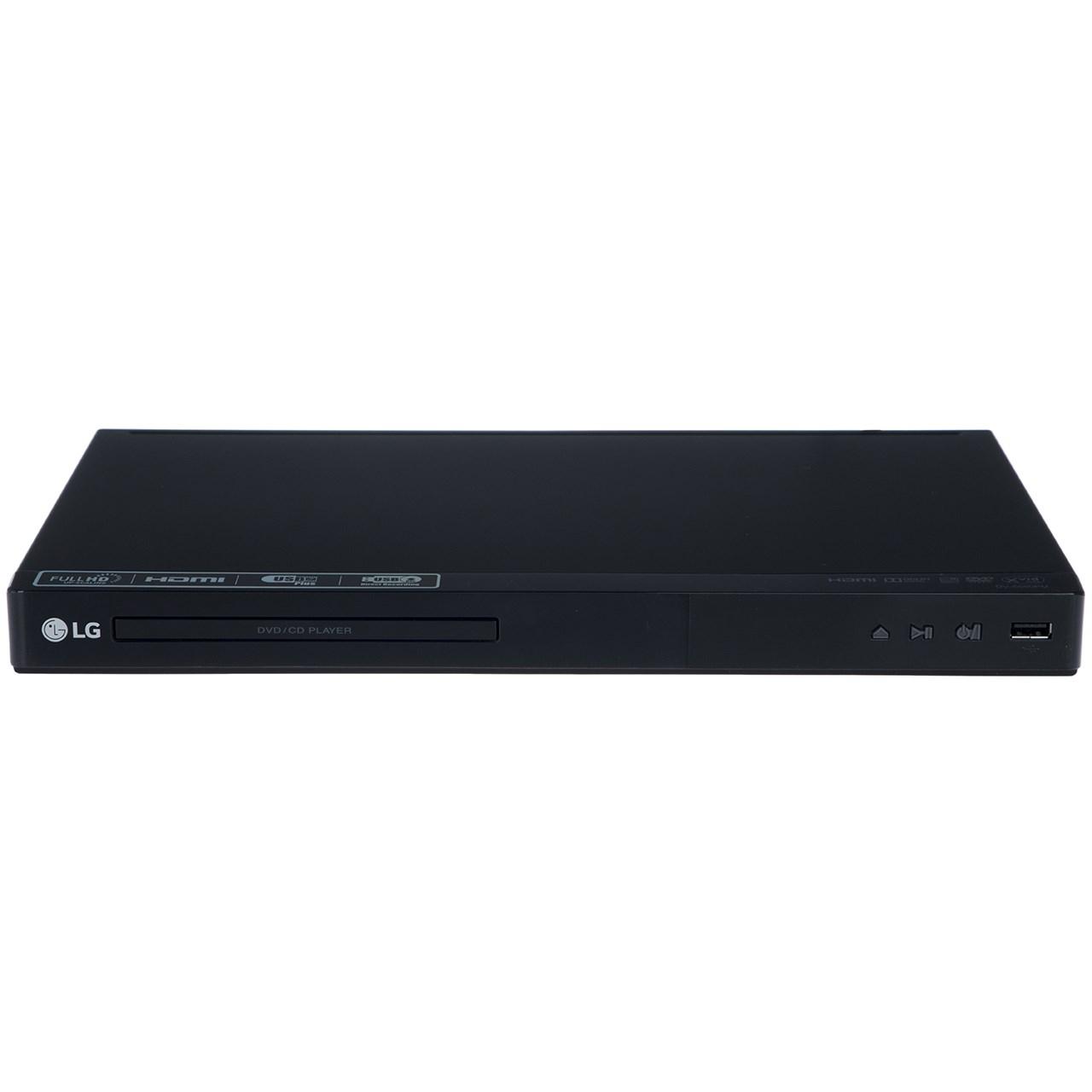 پخش کننده دی وی دی ال جی مدل DV-5590PM