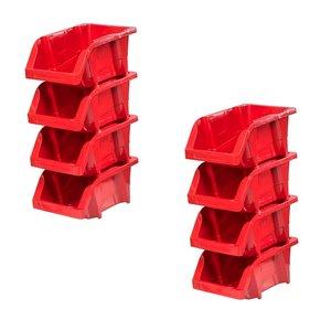 باکس ابزارکد 4 بسته 8 عددی