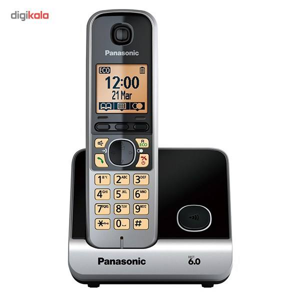 تلفن بی سیم پاناسونیک مدل KX-TG6711 main 1 1